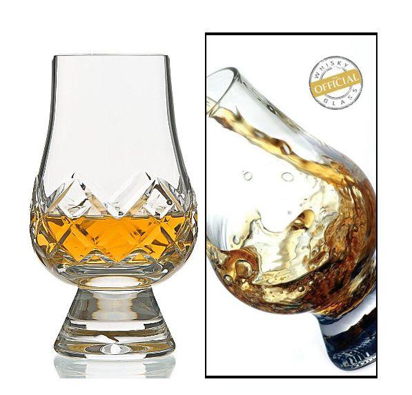 Glencairn Cut Crystal Whiskyglas - Dryckesglas.se