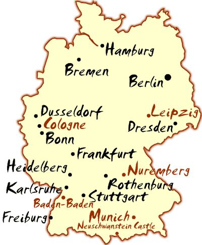 so, kapan aku ke deutschland ?