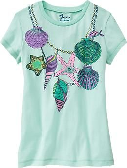 Girls Graphic Tees | Old Navy