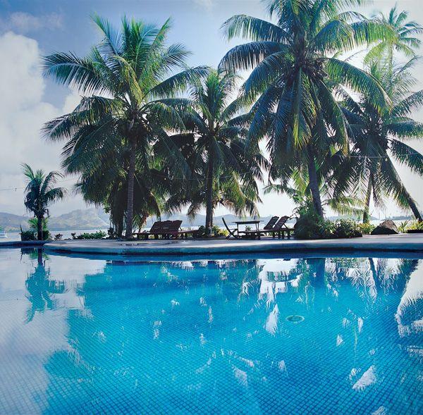 Plantation Island - Main Pool #Fiji