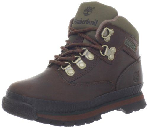 Timberland Euro Hiker Boot (Toddler/Little Kid/Big Kid),Brown,9 M US Toddler Timberland http://www.amazon.com/dp/B0074DUMUY/ref=cm_sw_r_pi_dp_CGaJub1AK48P1