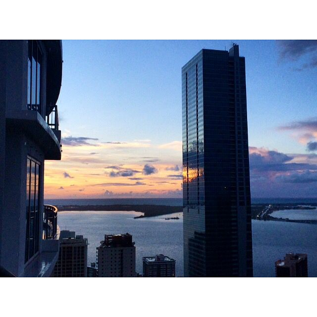 Sunrise @ Brickell, Miami