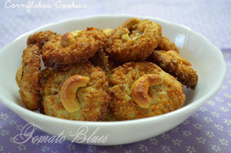 Corn Flakes Cookies~ Vegan