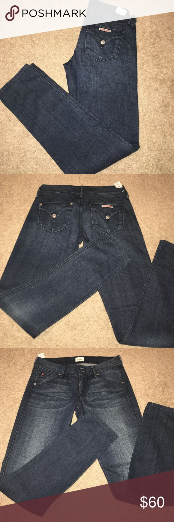 "Hudson Jeans Collin Skinny jeans 28 Hudson Jeans Skinny Collin 12"" leg opening Brand new w/o tags Hudson Jeans Jeans Skinny"