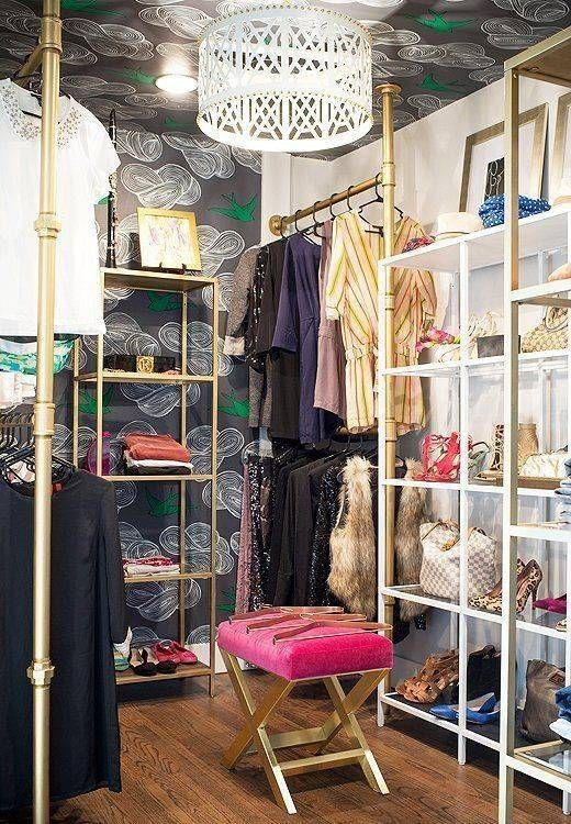 See more images from 35 spare bedrooms that turned into dream closets on  domino com. 1489 best A Closet is a girls BEST FRIEND  images on Pinterest
