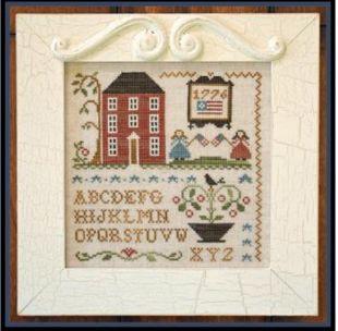 315 Best Patriotic Cross Stitch Images On Pinterest