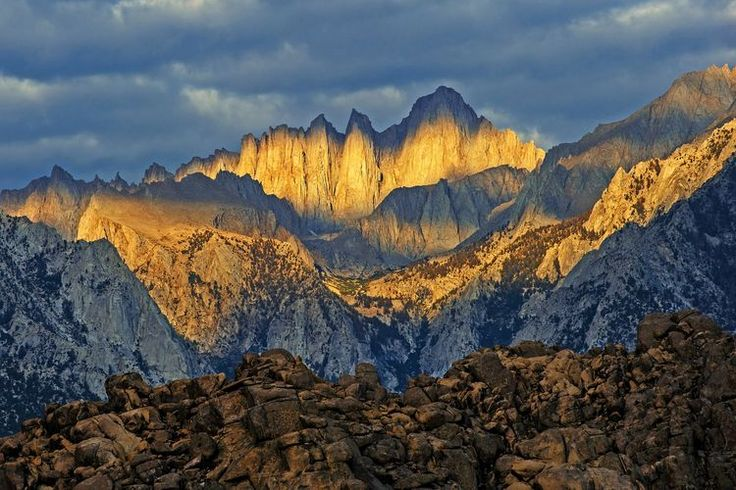 Climbing Mount Whitney - Facts about California's Highest Mountain