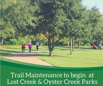 Oyster Creek Park / Trail