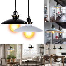 Caliente venta llevó la lámpara de techo Industrial Retro de hierro de época colgante luz de la lámpara Deco envío gratis V1NF(China (Mainland))