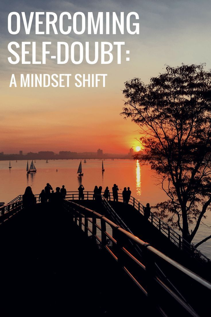 Overcoming Self-Doubt: A Mindset Shift | Inspiration Board ...