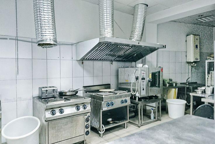 Кухня, оборудование