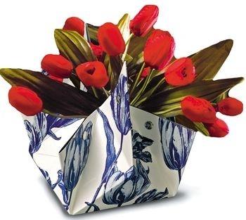 Bloemen kleuren je dag!
