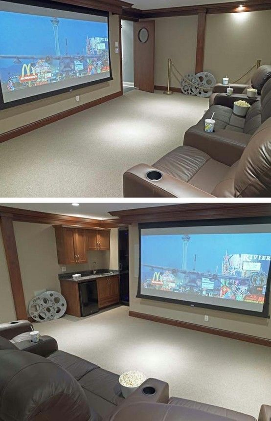 home theater by sofia