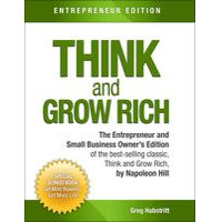 Think and Grow Rich by Greg Habstritt & Napoleon Hill