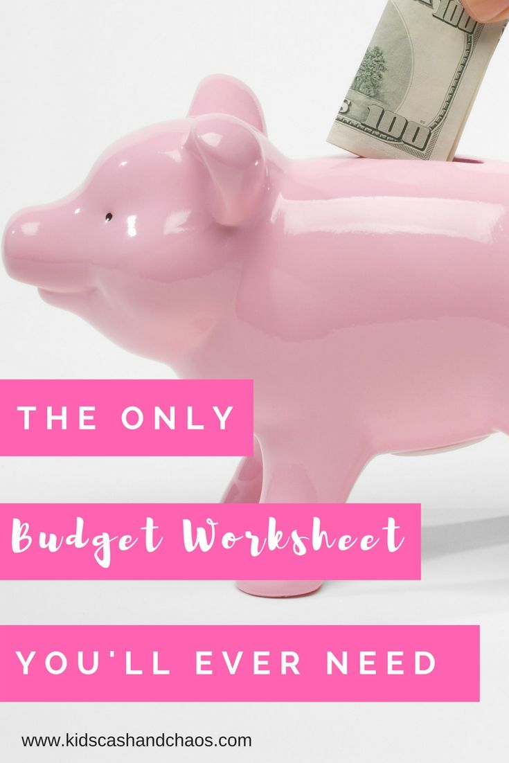Best 20 weekly budget ideas on pinterest weekly budget planner a budget worksheet for when you suck at budgeting robcynllc Images