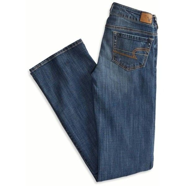 American Eagle Outfitters Favorite Boyfriend Jeans ($25) ❤ liked on Polyvore featuring jeans, folded, pants, blue ripped jeans, fitted boyfriend jeans, distressed boyfriend jeans, torn boyfriend jeans and boyfriend jeans