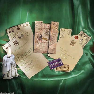 25+ beste ideeën over Hogwarts acceptance letter op Pinterest - acceptance letters pdf