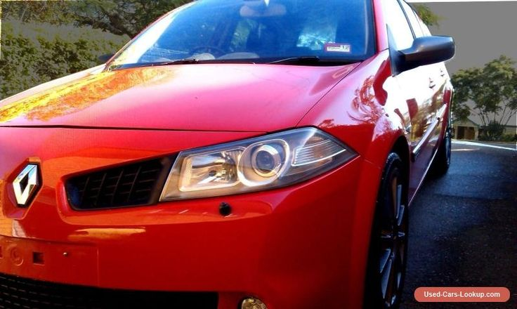 Renault Megane Turbo RS 225 Cup/Chassis; 1 owner 6 months rego books #renault #megane #forsale #australia