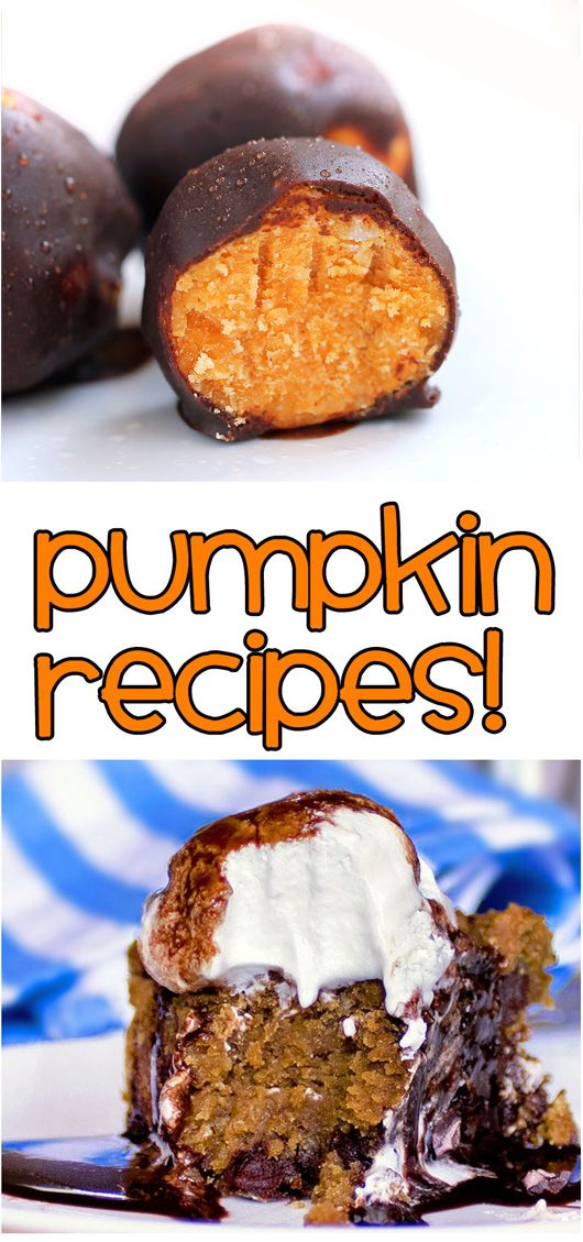 22 healthy pumpkin recipes to make, including pumpkin pancakes and pumpkin cinnamon rolls!