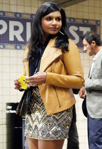Mindy Lahiri (Mindy Kaling) #TheMindyProject