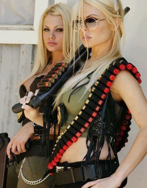 Girls wif Guns