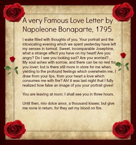 best love letters for her