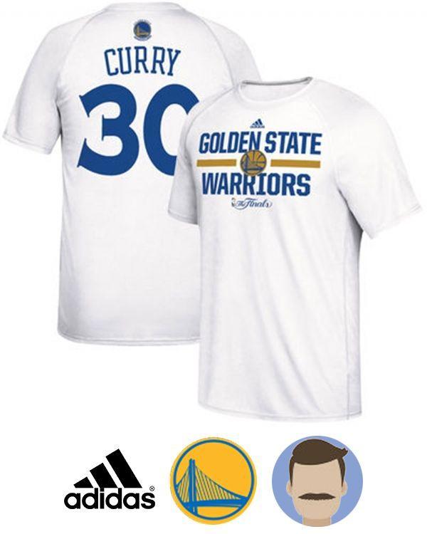 Men's Stephen Curry 2016 NBA Finals Bound Shooter T-Shirt