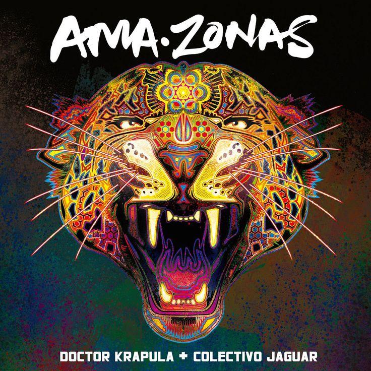 Caratula Frontal de Doctor Krapula - Ama-Zonas (  Colectivo Jaguar)