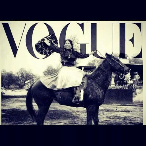 Vogue: Edicion India Maria