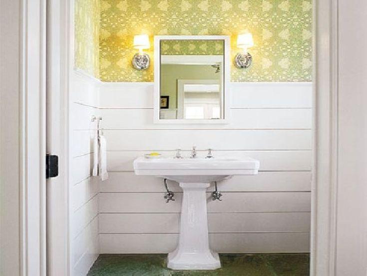 The 25 best waterproof bathroom wall panels ideas on pinterest waterproof paneling for Alternative bathroom wall coverings