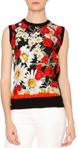 Buy Cheap High Quality Dolce & Gabbana Woman Striped Stretch-silk Top Off-white Size 38 Dolce & Gabbana Outlet Fake Clearance Footlocker Low Shipping Cheap Price Cheap Visit hxWRWLB8