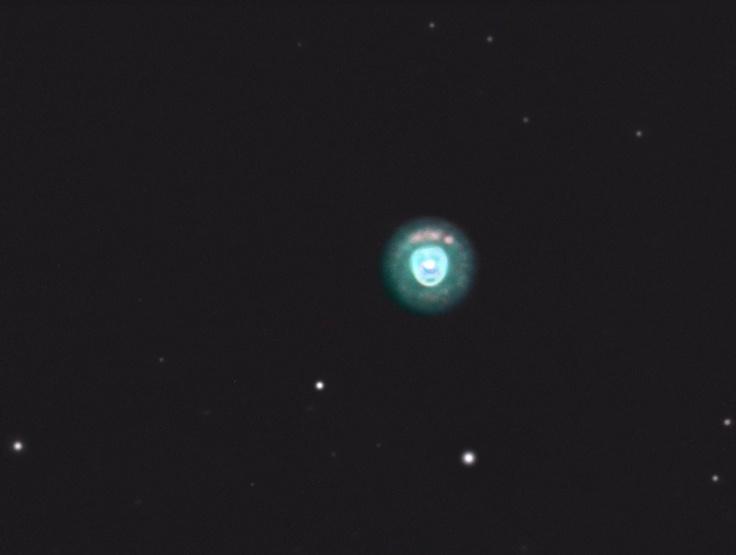NGC2392 The Eskimo Nebula