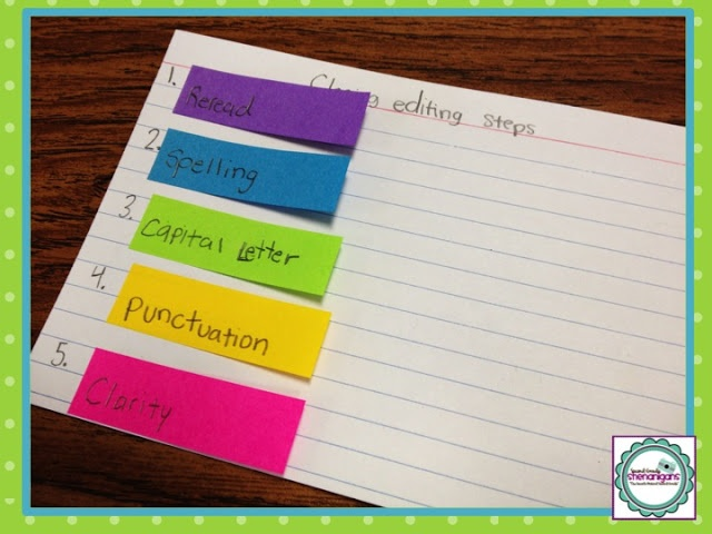 114 best Classroom-Writing images on Pinterest Handwriting ideas - colored writing paper