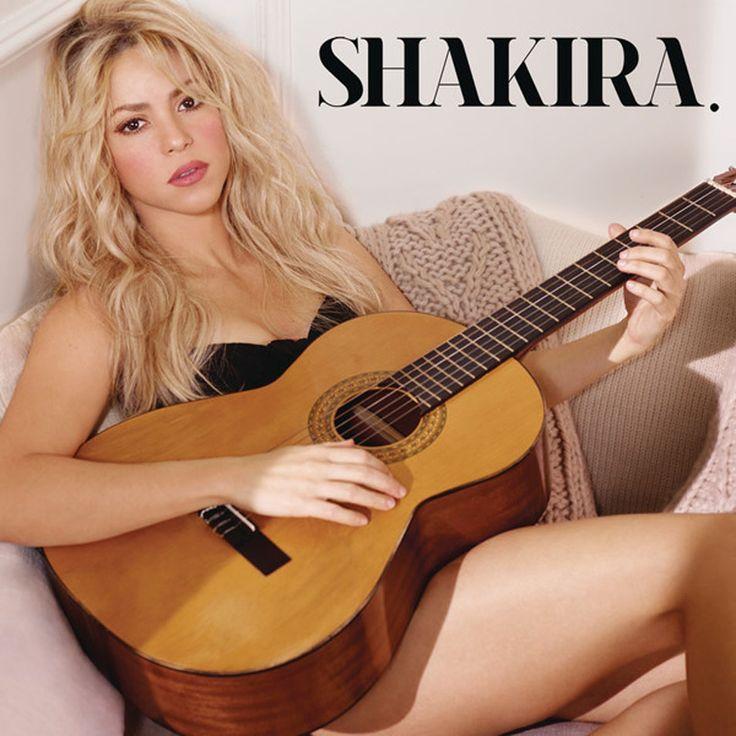 Caratula Frontal de Shakira - Shakira. (Deluxe Edition)