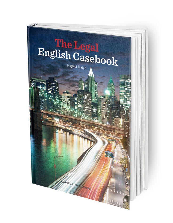Nosta juridisen englannin taitosi uudelle tasolle! Juridinen englanti erikoissanastoineen poikkeaa paljon arkipäivän kielestä. Tutustu ja tilaa!