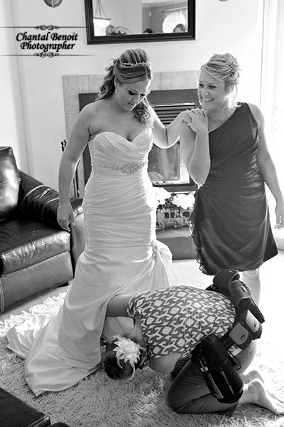 On your wedding day I will do more than take photos