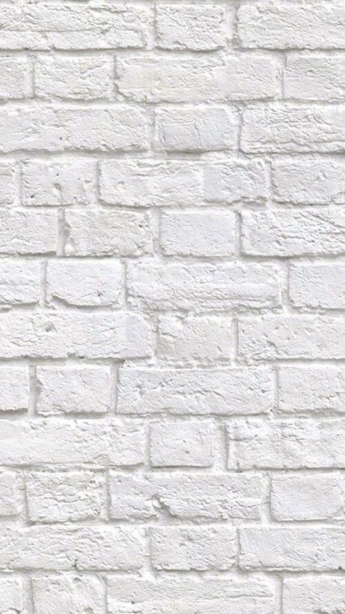 Iphone Wallpaper – 20+ Die besten Ideen für eine weiße Mauer im Internet [Best Decor] Weiße Backsteinmauer. Simp
