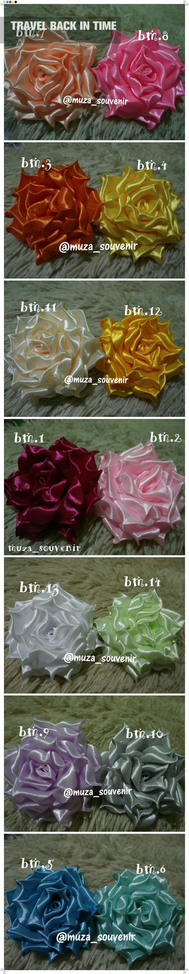 bross bunga mawar cantik hanya Rp. 6000
