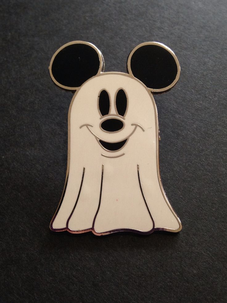 Halloween Mickey Ghost