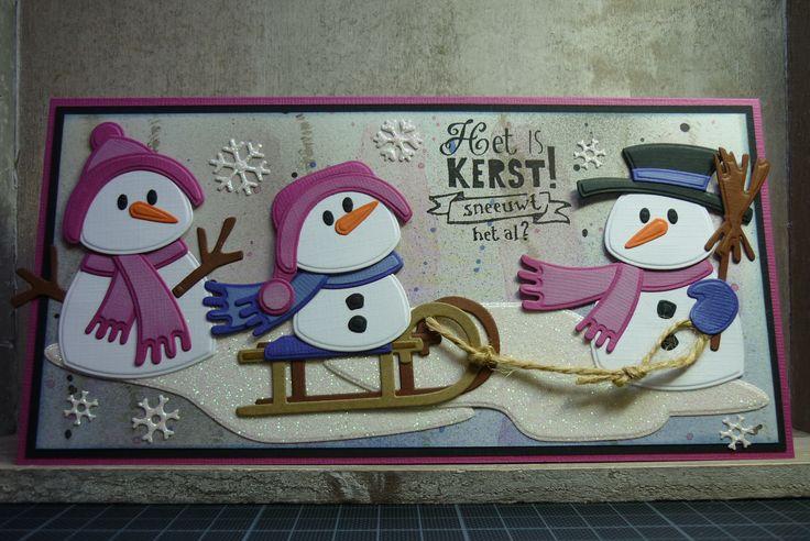 (EK) Het is kerst!!
