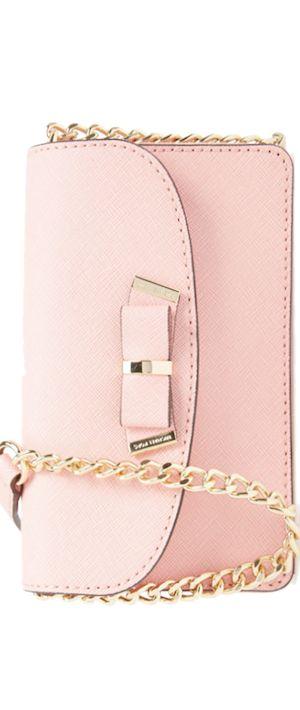 MICHAEL Michael Kors 'Small Kiera' Saffiano Leather Crossbody Bag