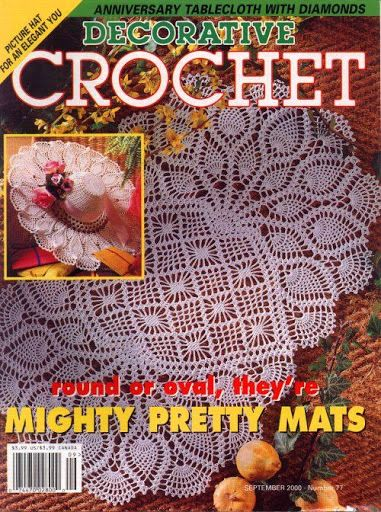Decorative Crochet Magazines 45 - Gitte Andersen - Álbuns da web do Picasa