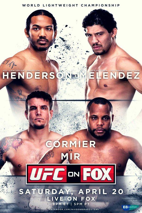 UFC vs Strikeforce?