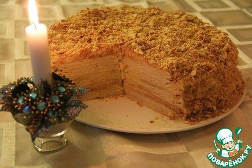 """Мамин торт """"Наполеон"""". Обсуждение на Блоги на Труде"""