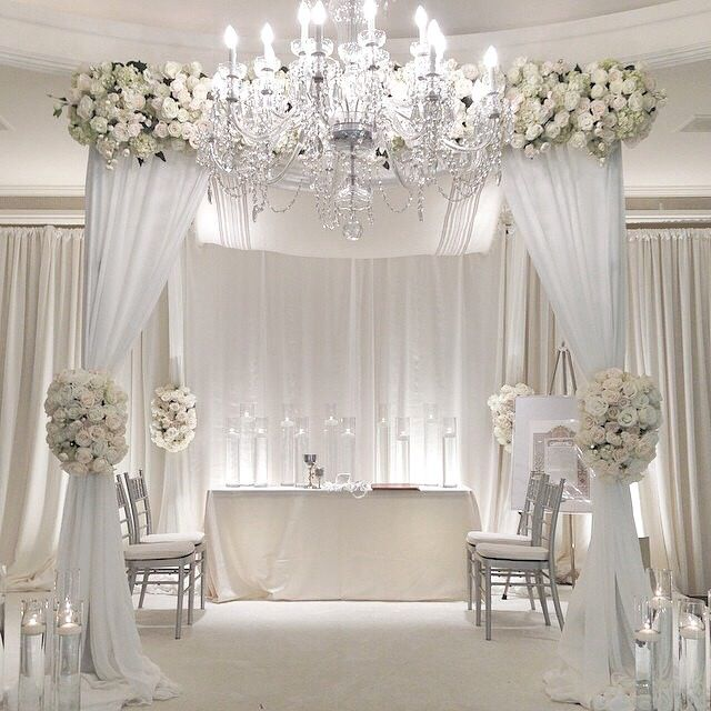 Wedding Altar Curtains: 17 Best Images About Drapes And Aisles Decor On Pinterest