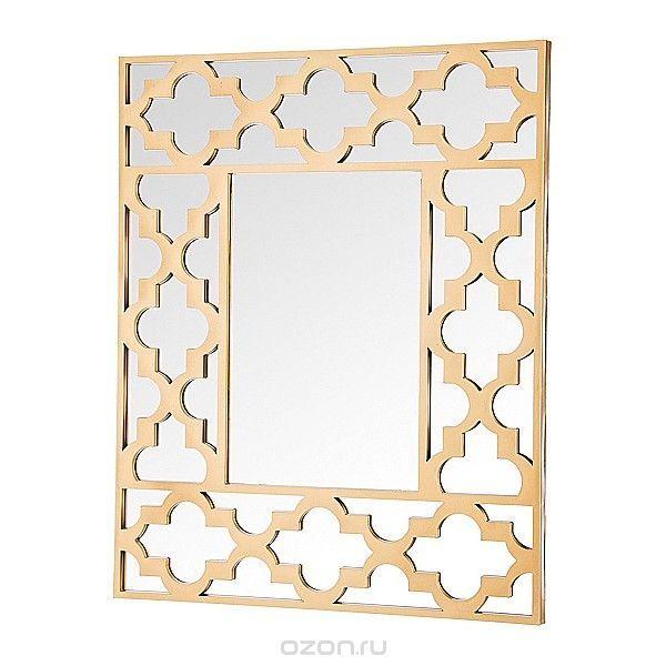 Зеркало настенное (40х50 см) East style 220-150 - купить по выгодной цене с доставкой. Интерьер от Арти-М в интернет-магазине OZON.ru