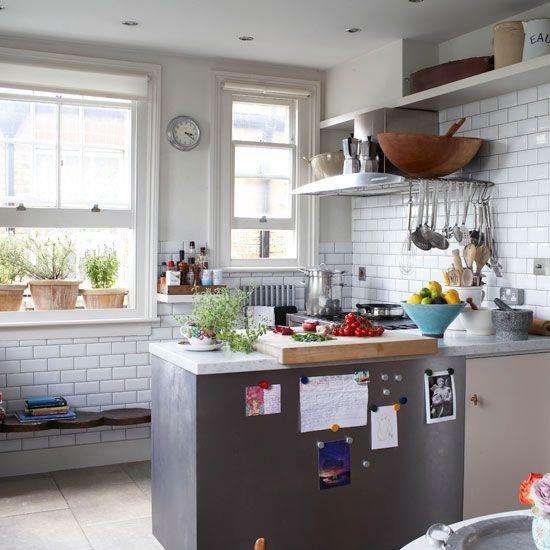 contemporary kitchen design wall tiles modern decorations - Urban Kitchen Design