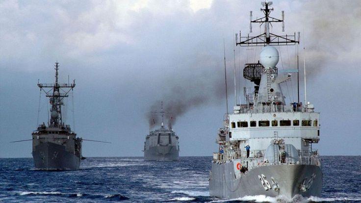 EE.UU. tiene tres maneras de controlar a China en las aguas del sudeste asiático