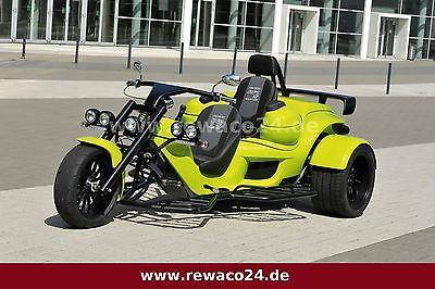 Rewaco RF1 LT-2 201 PS BLACK LINE als Trike in Lindlar
