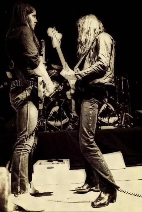 "Lemmy kilmister, ""Fast"" Eddie Clarke"